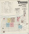 Sanborn Fire Insurance Map from Vincennes, Knox County, Indiana. LOC sanborn02525 001-1.jpg