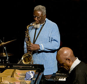 Pharoah Sanders - With William Henderson