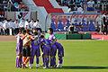 Sanfrecce Hiroshima - team huddle.jpg
