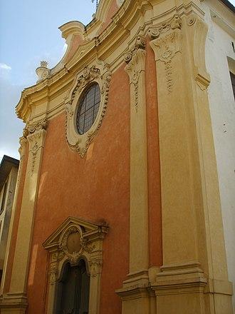 Santa Apollonia (Pisa) - Image: Sant'apollonia pisa 12