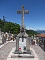 Santa Caterina di Pergine - Croce cimitero.jpg