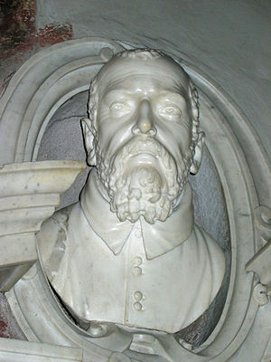 Bust of Giovanni Battista Santoni