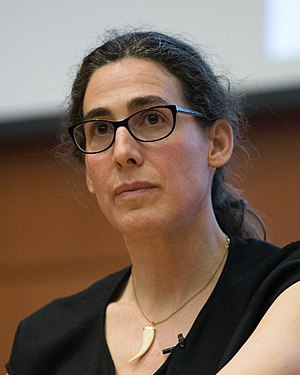 Sarah Koenig - Sarah Koenig gives a talk in 2015