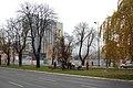 Sarajevo Tram-Line Hotel-Bristol 2011-11-11.jpg