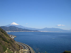 Chūbu region - Mount Fuji is the Chūbu region's most famous landmark.