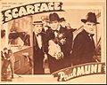 Scarface lobby card.JPG