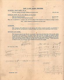 Schedule of charges, page 4 (West Gloucestershire Power Company).jpg