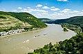 Schiffsverkehr am Binger Loch 2012 06 17 16 01 12.JPG