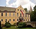 Schloss Neuendettelsau Südseite 1855.jpg