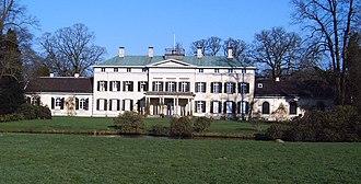 Anton-Günther, Duke of Oldenburg - Image: Schloss Rastede