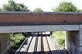 School Lane bridge from Maghull North station footbridge.jpg