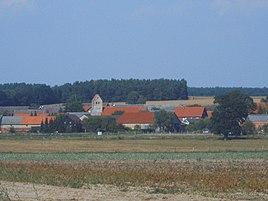 Schwiesau - view from the south