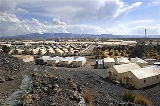 Forward Operating Base Salerno