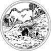 Official seal of Yala