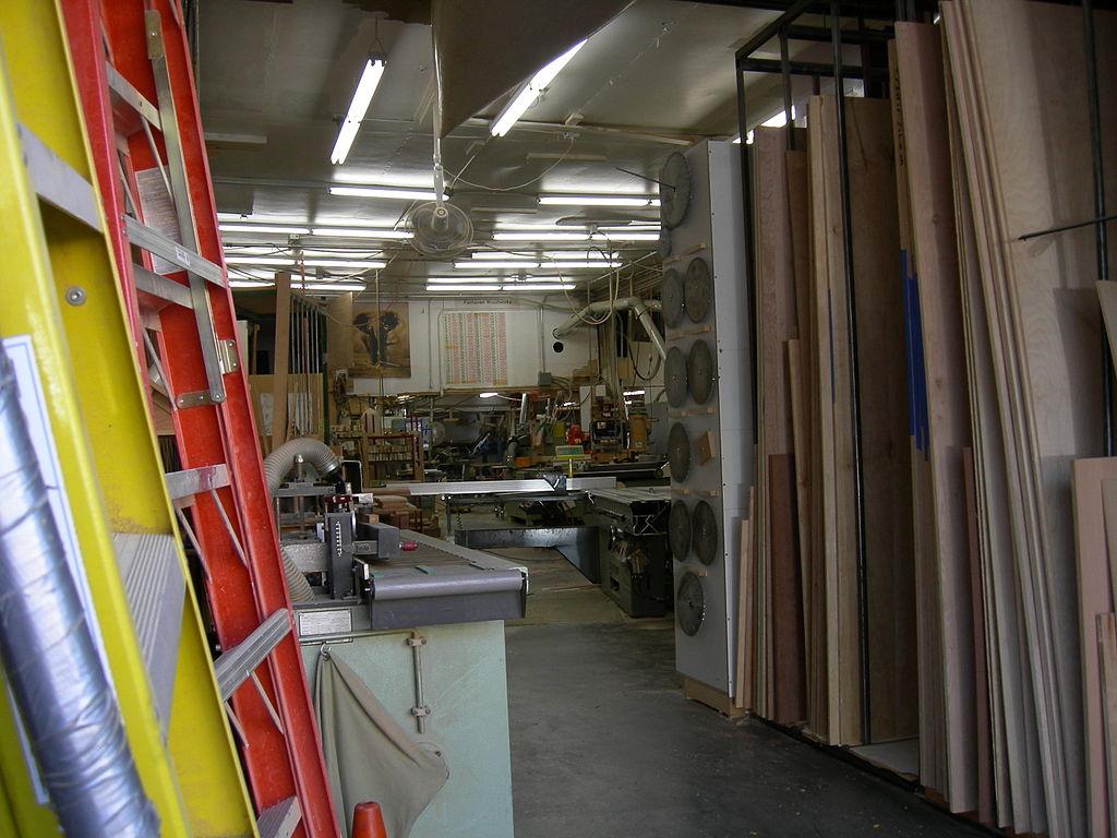 FileSeattle Custom Cabinets Shopjpg Wikimedia Commons - Seattle custom cabinets