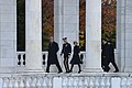 Secretary Kerry and Australian Foreign Minister Bishop Walk to the Tomb of the Unknown Soldier (10963614216).jpg