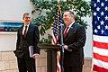 Secretary Pompeo Meets With U.S. Embassy Tashkent Personnel (49481712431).jpg