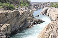 Section of Narmada River near Bhedaghat, Jabalpur.jpg