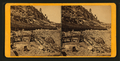 Section of the snow sheds around Donner Peak, from Robert N. Dennis collection of stereoscopic views.png