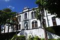 Sede do Departamento de Oceanografia e Pescas sigla DOP da Universidade dos Açores, Concelho da Horta, ilha do Faial, Açores, Portugal.JPG