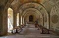Seligenstadt Kloster Sommerrefektorium.20130629.jpg