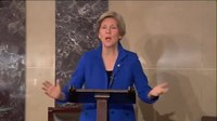 File:Sen. Warren on the Shutdown and Why Government Matters.webm