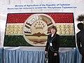 Senior Advisor Madelyn Spirnak Admires Tajik Produce (4746071527).jpg