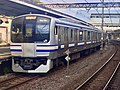 Series E217 Y-1 in Zushi Station 03.jpg