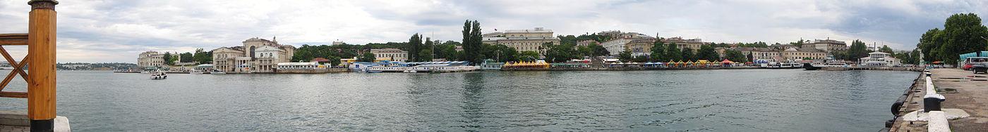 Datant de Sébastopol Ukraine