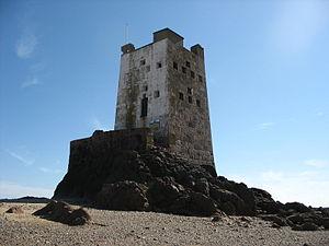 Seymour Tower - Image: Seymour tower Jersey