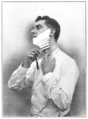 Shaving Made Easy, 1905 - Shaving upwards.png