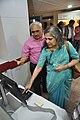 Shefali Shah Along With NCSM Dignitaries Visiting NDL - NCSM HQ - Kolkata 2017-12-14 6454.JPG