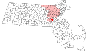 Sherborn, Massachusetts - Image: Sherborn ma highlight