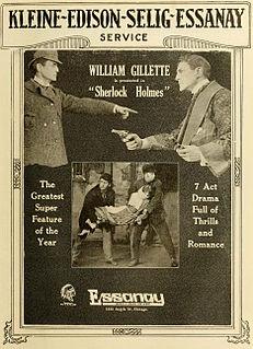 <i>Sherlock Holmes</i> (1916 film) 1916 film by Arthur Berthelet