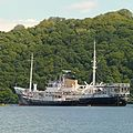 Ships in the River Fal at Halwyn (6083513112).jpg