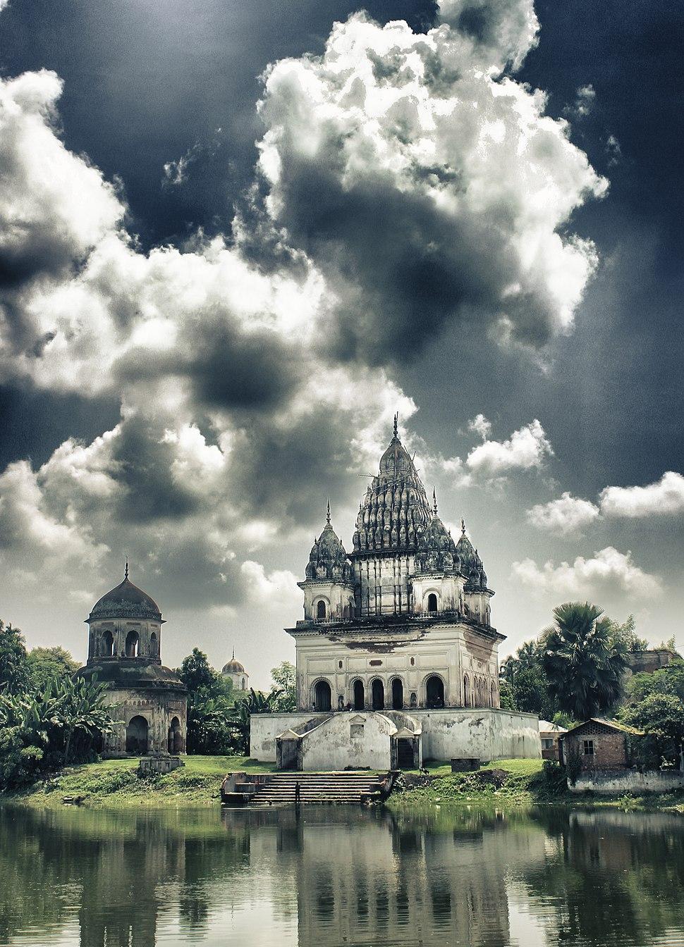 Shiva Temple, Puthia, Rajshahi NK (2)