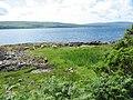 Shoreline at Killiemore - geograph.org.uk - 198501.jpg