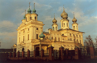 Shuya, Ivanovo Oblast - Resurrection Cathedral