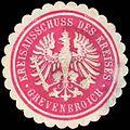 Siegelmarke Kreisausschuss des Kreises - Grevenbroich W0290053.jpg