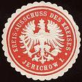 Siegelmarke Kreisausschuss des Kreises Jerichow W0208167.jpg