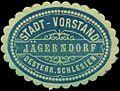 Siegelmarke Stadt-Vorstand Jägerndorf W0355799.jpg