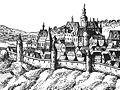 Siegen Oberes Schloss 1600 Merian.jpg