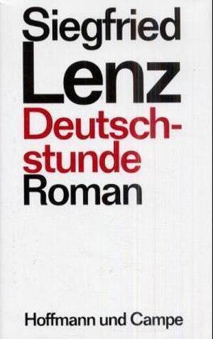 The German Lesson - Image: Siegfried Lenz, Deutschstunde 1968