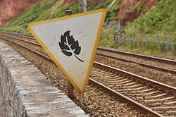 Sign on the sea wall near Dawlish (4895).jpg