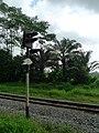Signalling lights along KTM railway tracks, Singapore - 20101128.jpg