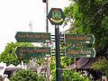 Signpost at Keraton Kasepuhan of Cirebon; 2017.jpg
