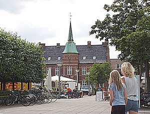 Silkeborg - Old Town Hall