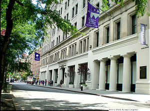 New York University College of Arts & Science - Silver Center for Arts and Science