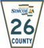 Simcoe Road 26 sign.png
