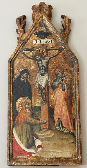 Simone dei Crocifissi - Crucifixion